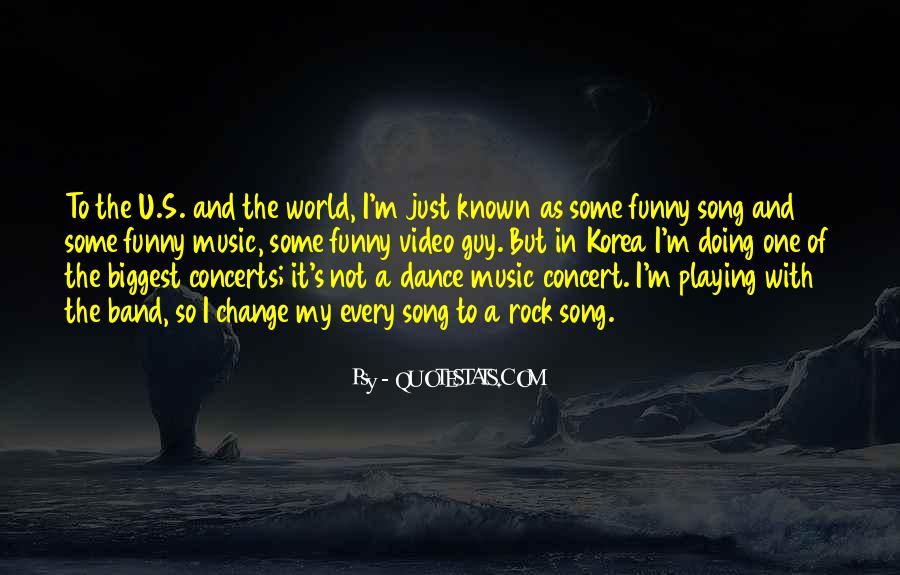 Music Concerts Quotes #591867