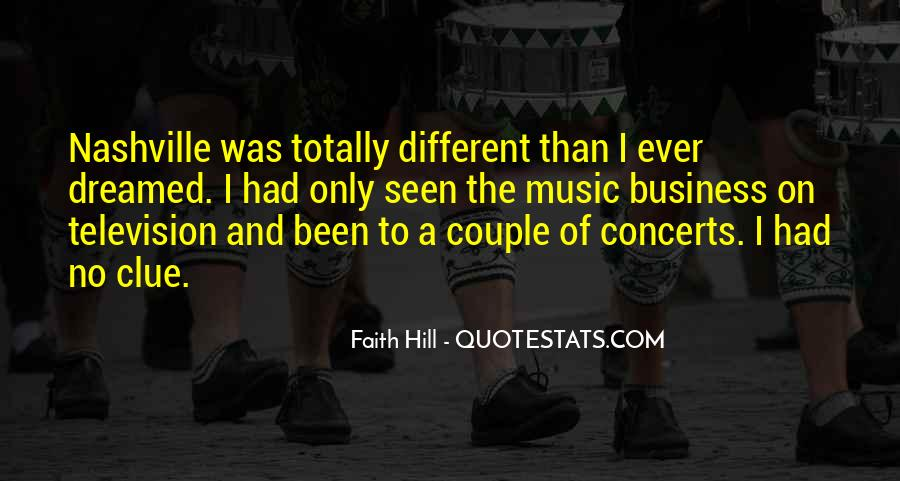 Music Concerts Quotes #650339