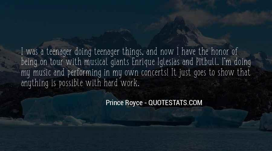 Music Concerts Quotes #703456