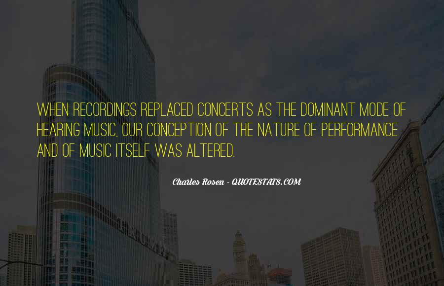 Music Concerts Quotes #708835