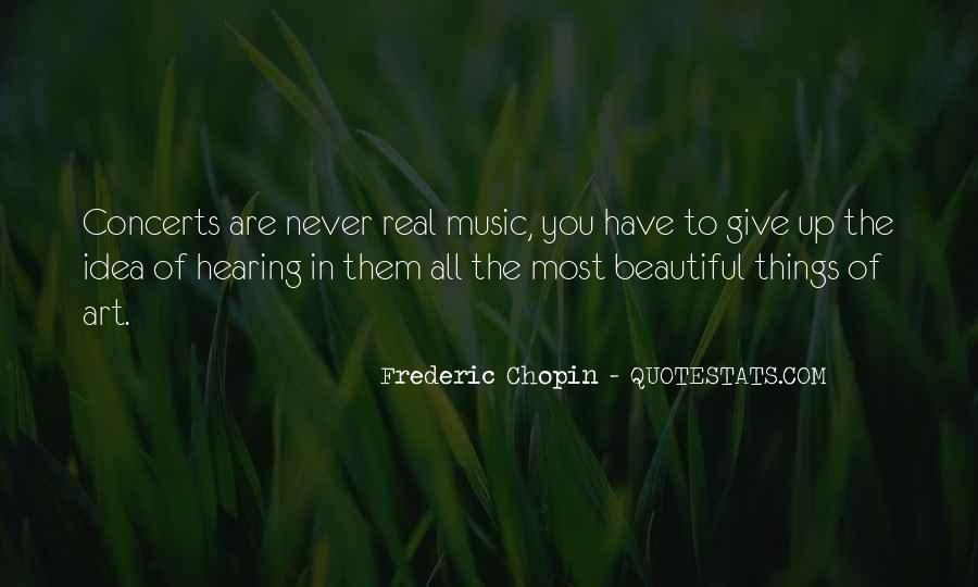 Music Concerts Quotes #71762