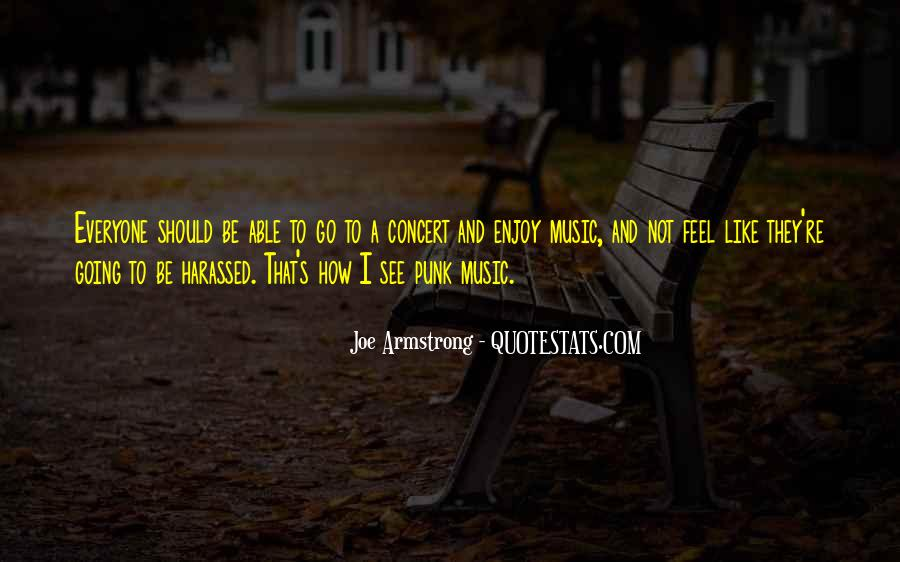 Music Concerts Quotes #736371
