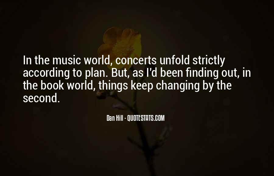 Music Concerts Quotes #815468