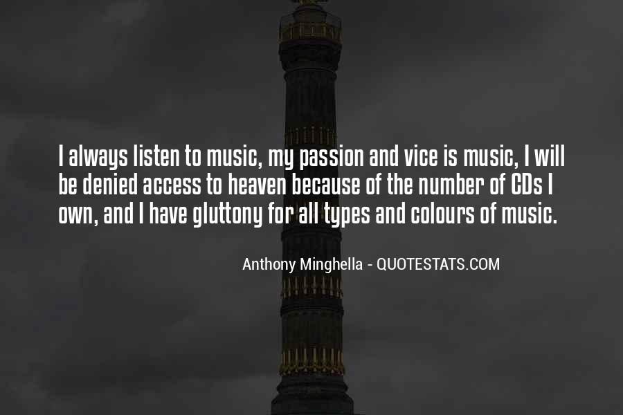 Top 100 Music Is Passion Quotes Famous Quotes Sayings About Music Is Passion