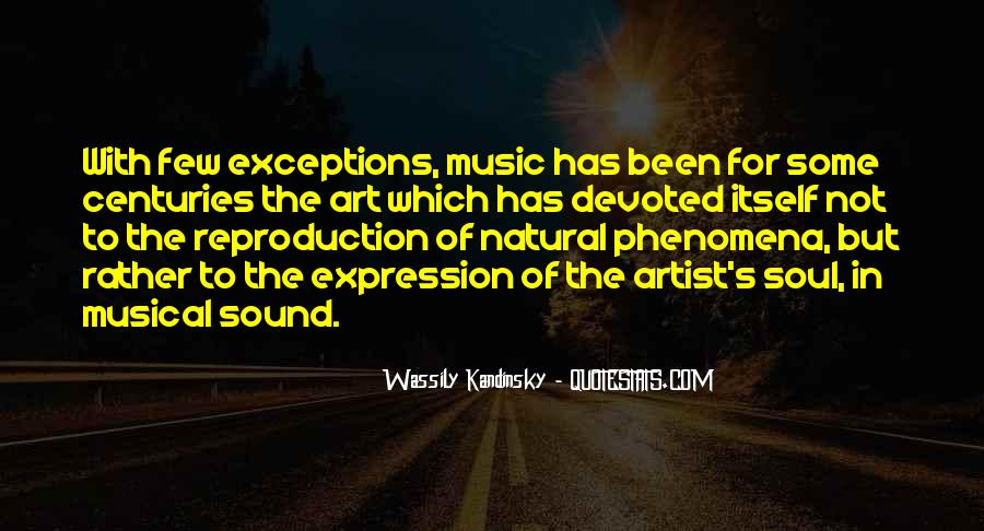 Musical Artist Quotes #1223559
