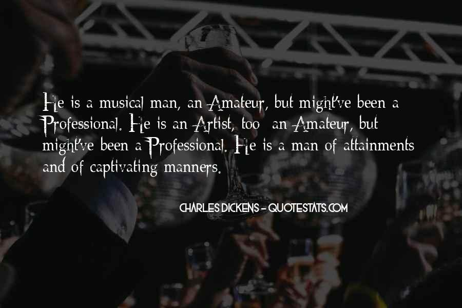 Musical Artist Quotes #1826782