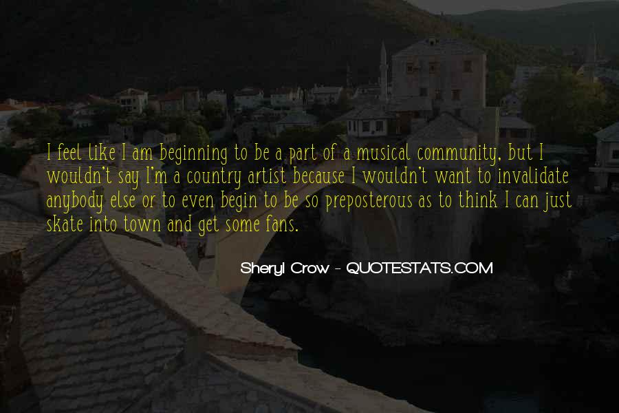 Musical Artist Quotes #1830991