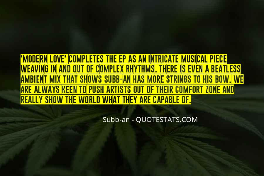 Musical Artist Quotes #796823