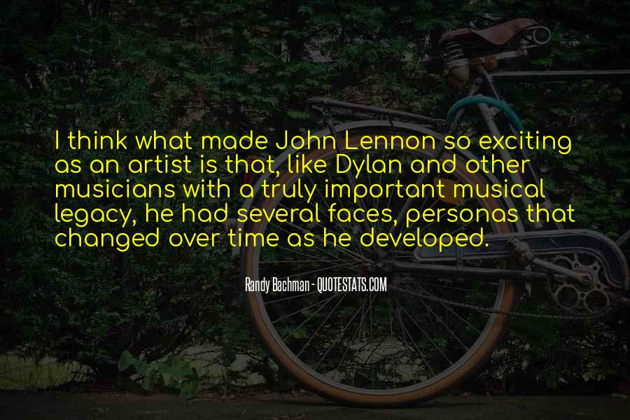 Musical Artist Quotes #858155