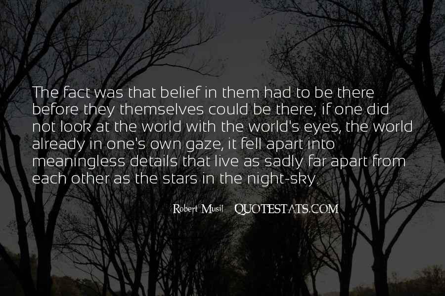 Musil Robert Quotes #1110661
