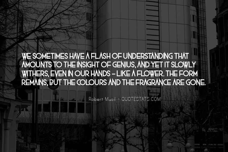 Musil Robert Quotes #1257997