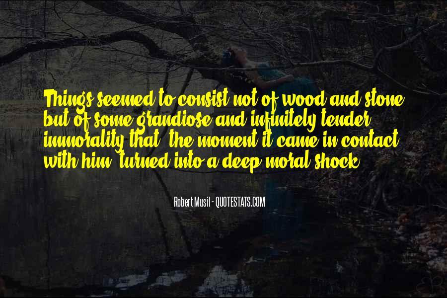 Musil Robert Quotes #1275092