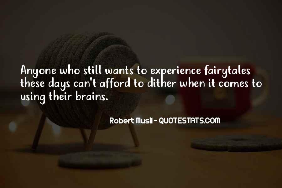 Musil Robert Quotes #1380159