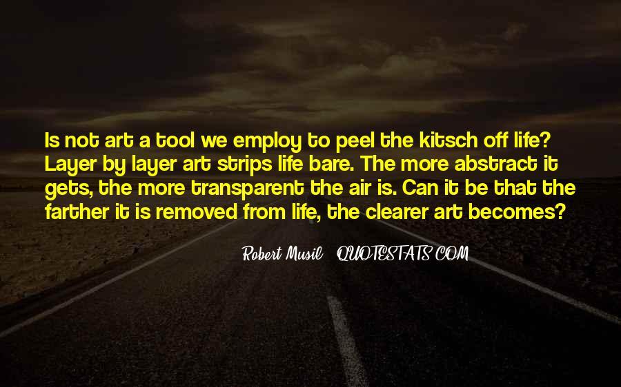 Musil Robert Quotes #1393338