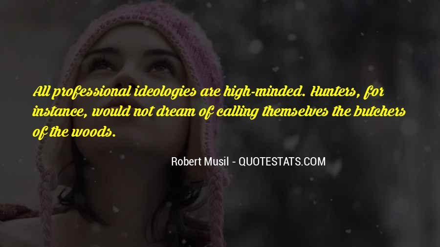 Musil Robert Quotes #1426728
