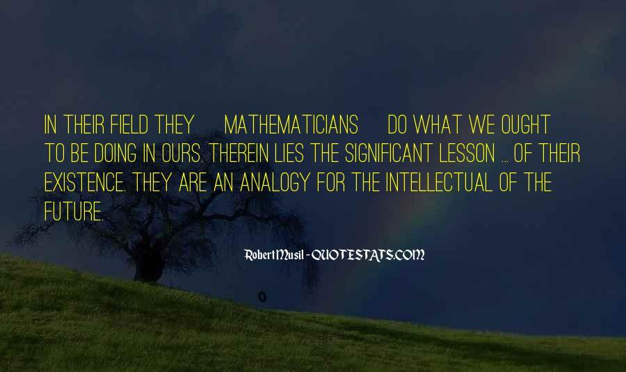 Musil Robert Quotes #1505858