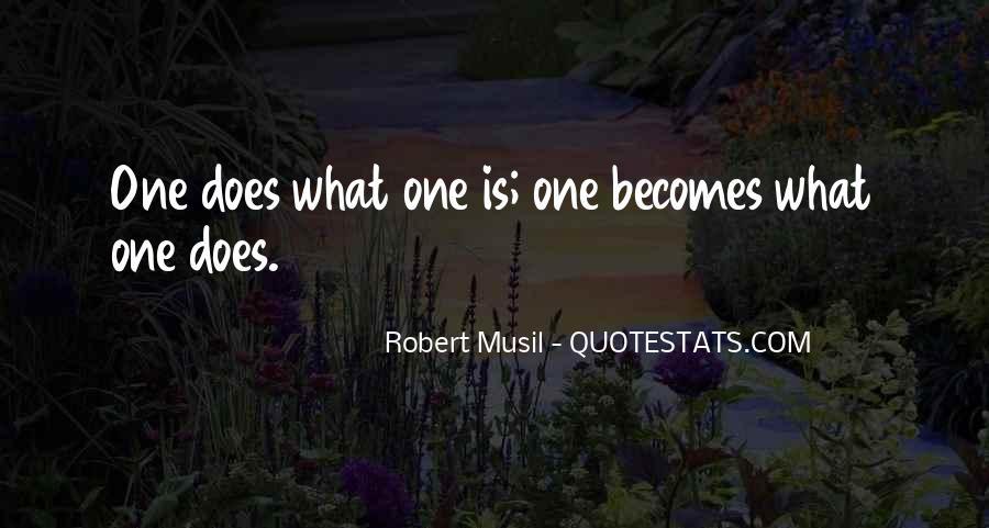 Musil Robert Quotes #1623195