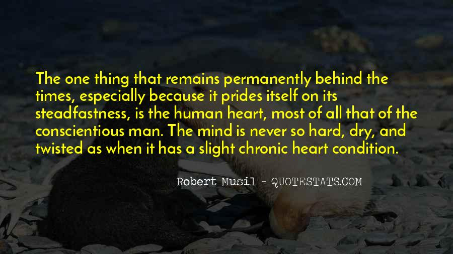 Musil Robert Quotes #1638016