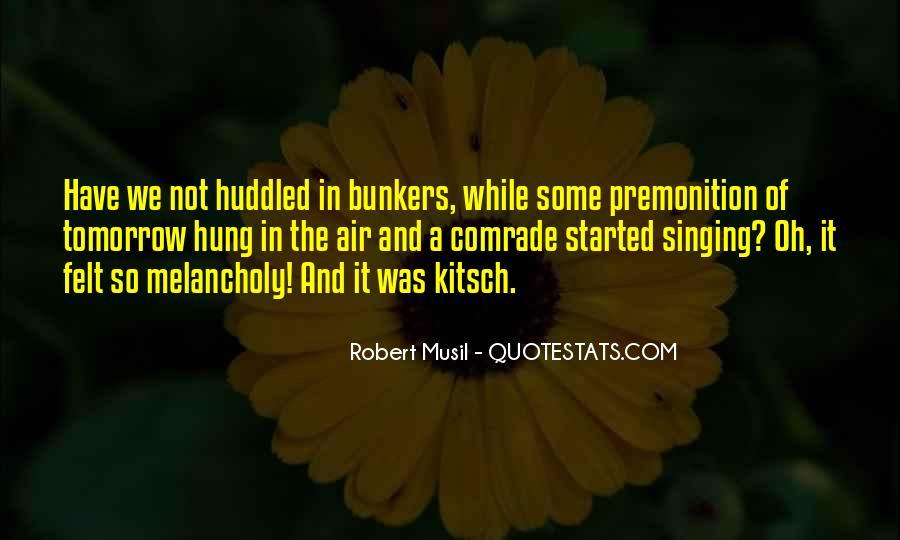 Musil Robert Quotes #1772278