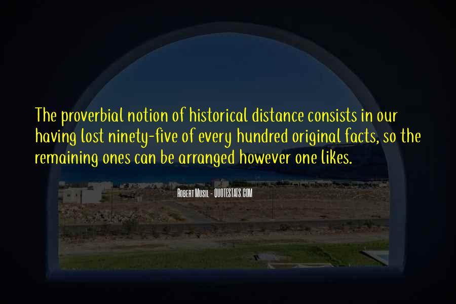 Musil Robert Quotes #1826430