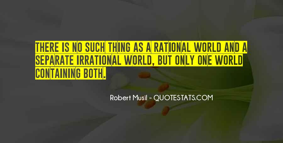 Musil Robert Quotes #201472