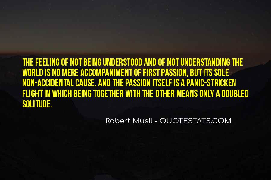 Musil Robert Quotes #256290