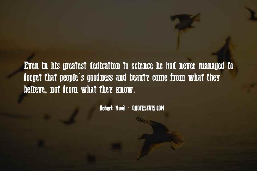 Musil Robert Quotes #332481
