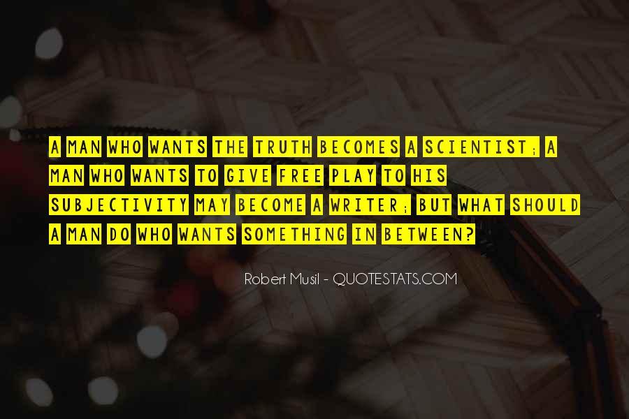 Musil Robert Quotes #343978