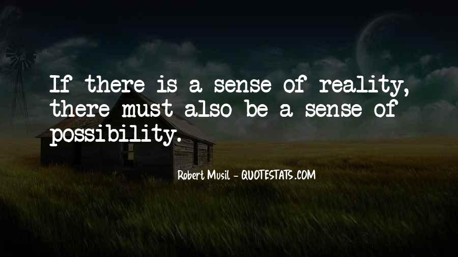 Musil Robert Quotes #47149