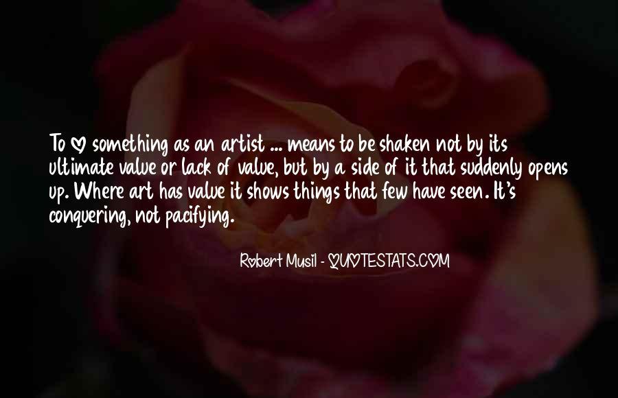 Musil Robert Quotes #692463