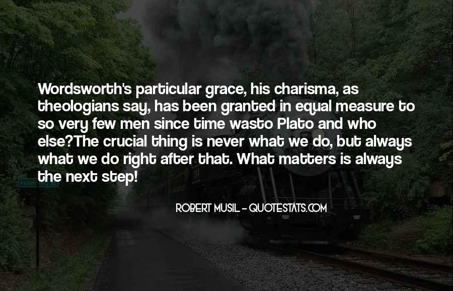 Musil Robert Quotes #724641