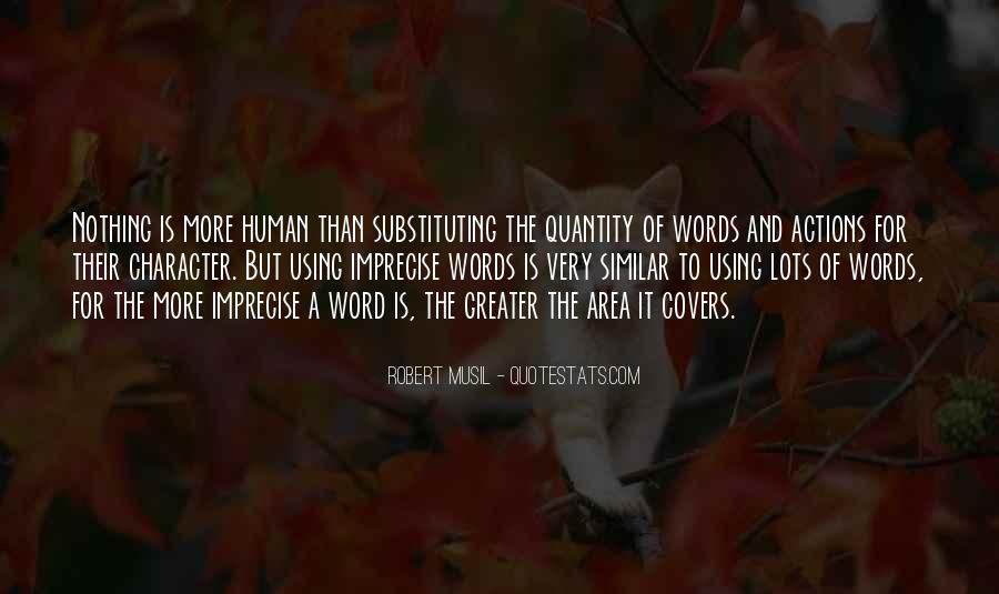 Musil Robert Quotes #766349