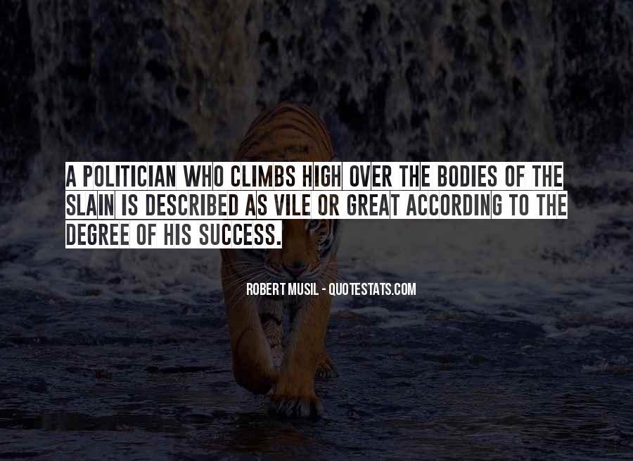 Musil Robert Quotes #837355