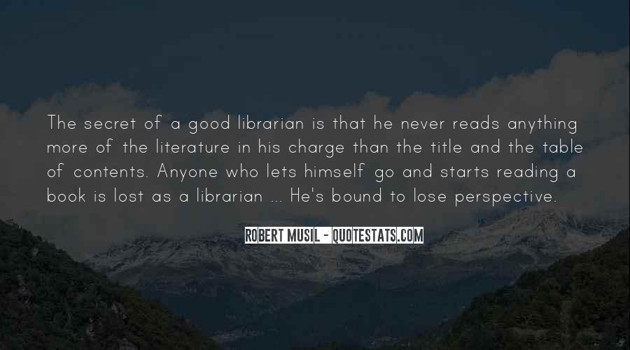 Musil Robert Quotes #876445