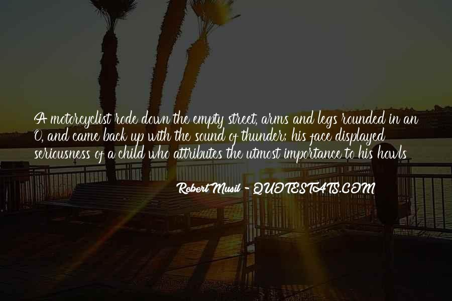 Musil Robert Quotes #946709