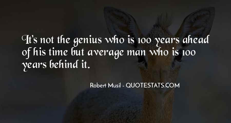 Musil Robert Quotes #967011