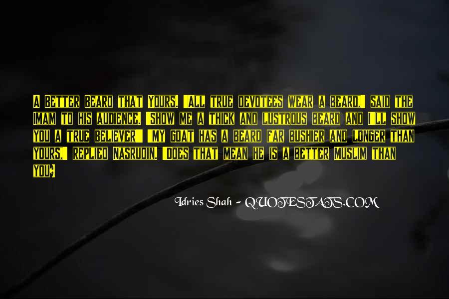 Muslim Imam Quotes #748474