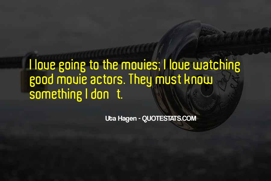 Must Know Movie Quotes #1583072