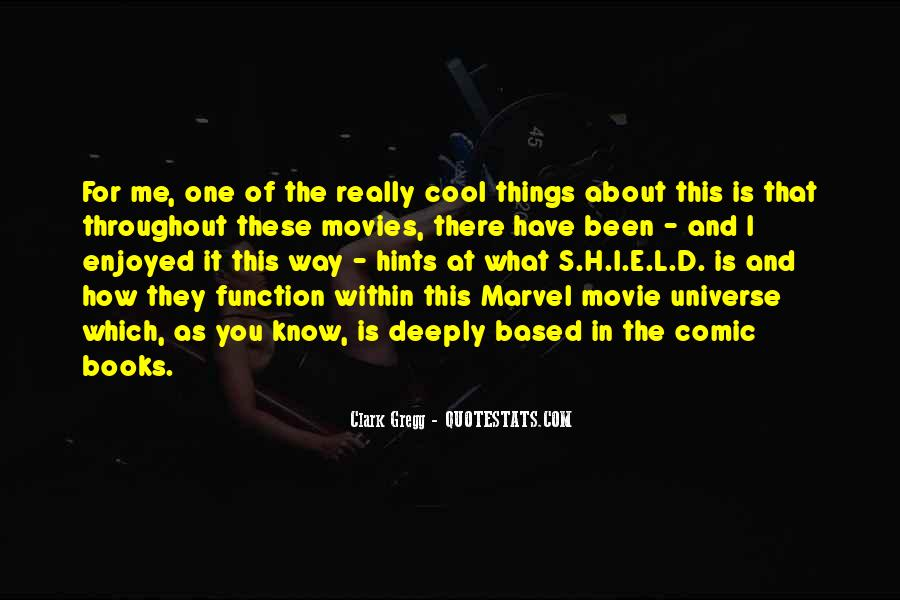 Must Know Movie Quotes #21742