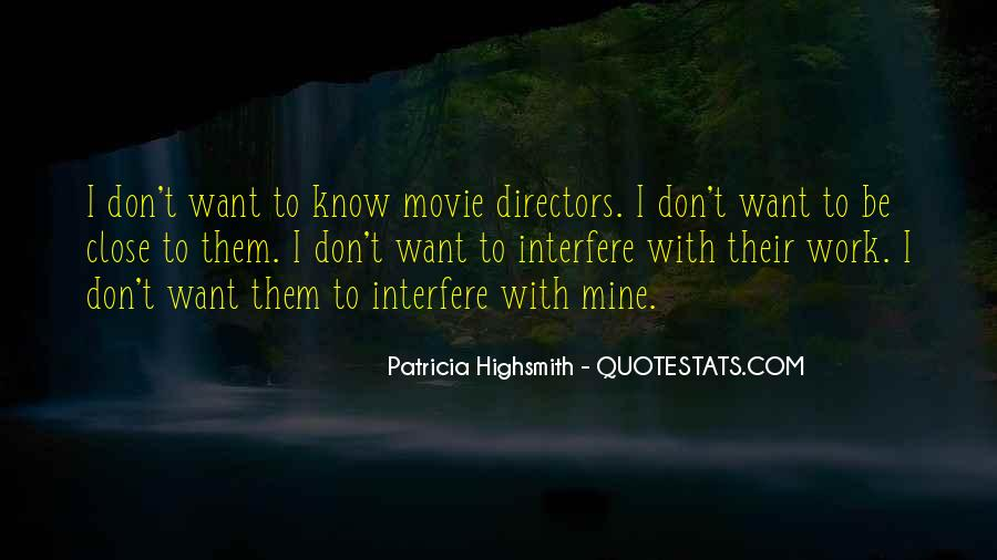 Must Know Movie Quotes #28710