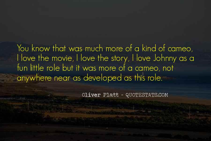 Must Know Movie Quotes #41072