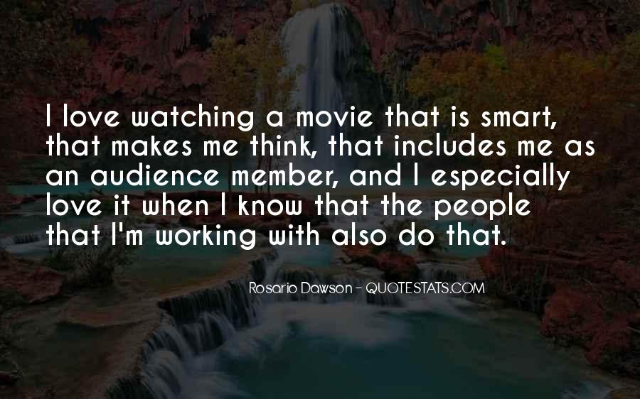 Must Know Movie Quotes #57701