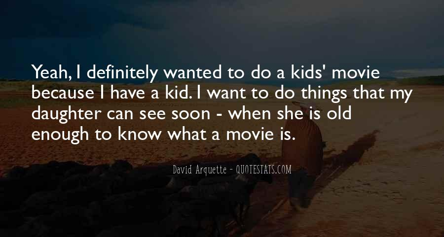 Must Know Movie Quotes #58125