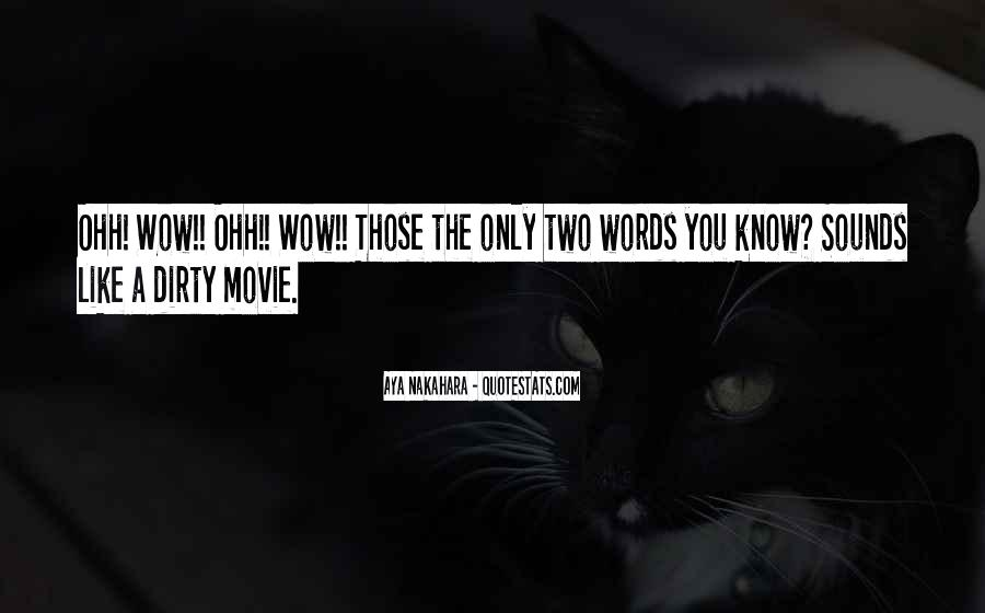 Must Know Movie Quotes #96357