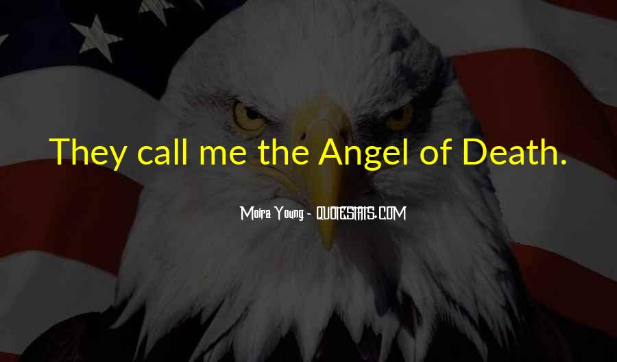 My Angel Short Quotes #1141531