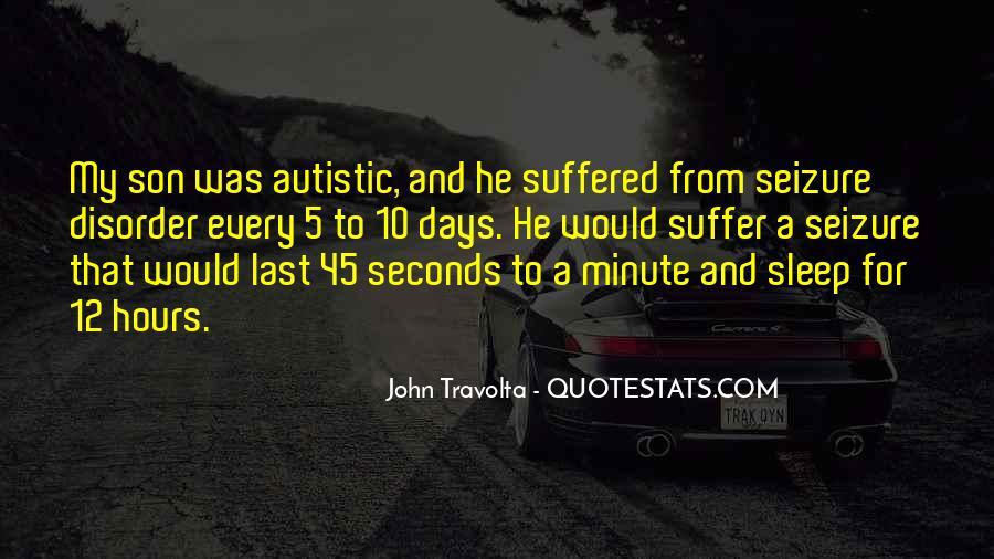 My Autistic Son Quotes #586733