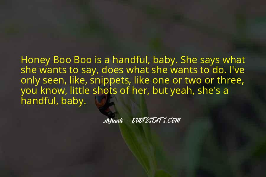 My Baby Boo Quotes #852882