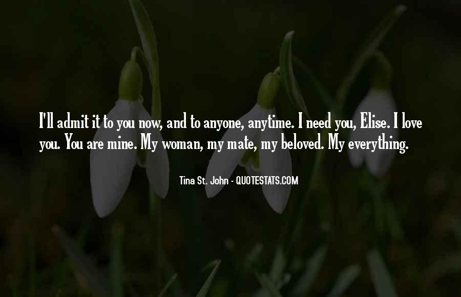 My Beloved Love Quotes #1753970