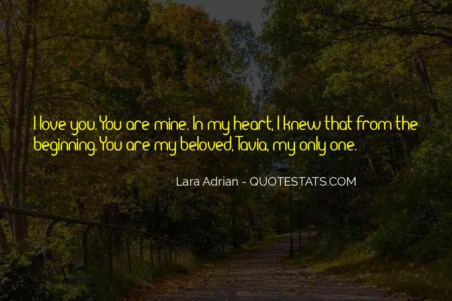 My Beloved Love Quotes #539079