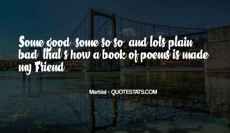 My Best Friend Poems Quotes #108287